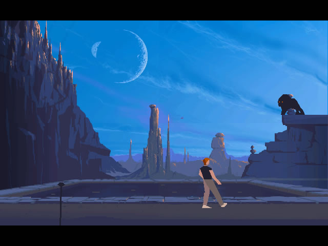 Another World screenshot 3